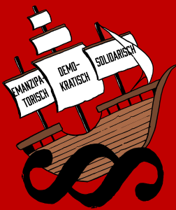 Segelschiff aktualisiert